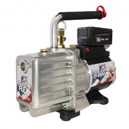 Product Highlight– The Platinum Flex Vacuum Pump by JB Industries